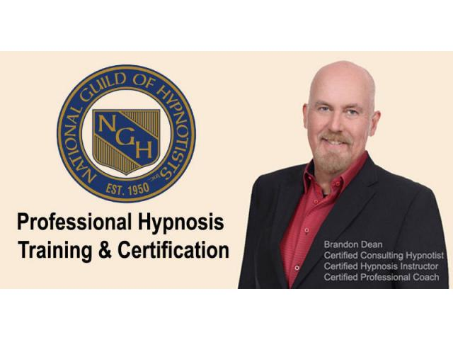 Professional Hypnosis Training and Certification Toronto ...