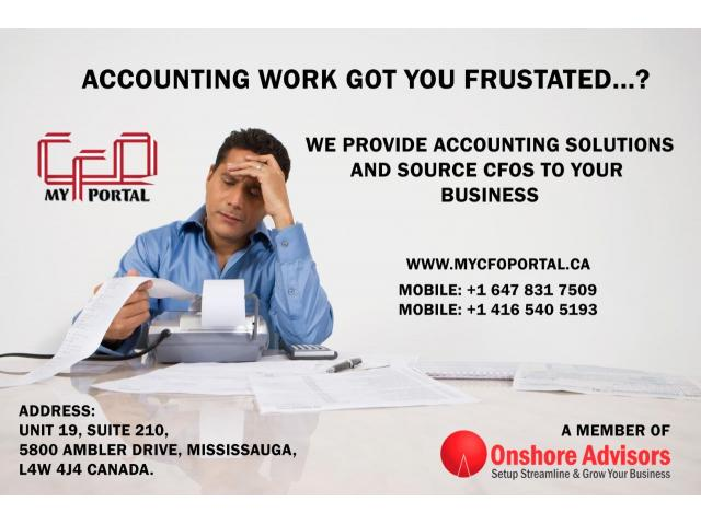 ACCOUNTING SOLUTIONS AND Bookkeeping Services Mississauga Toronto Ontario