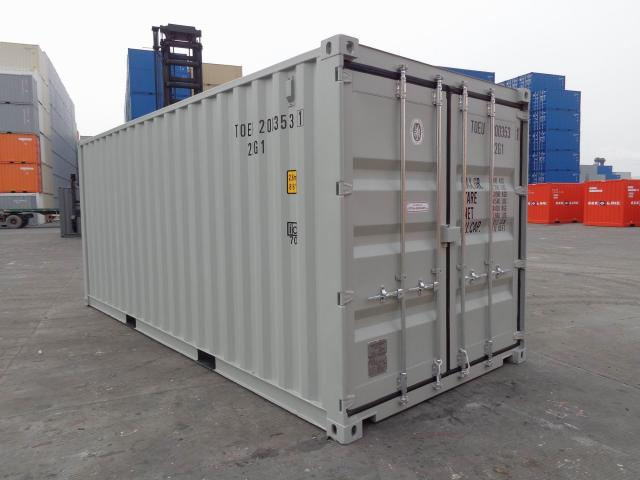 New, Used & Cargo Worthy Shipping Containers Calgary Alberta