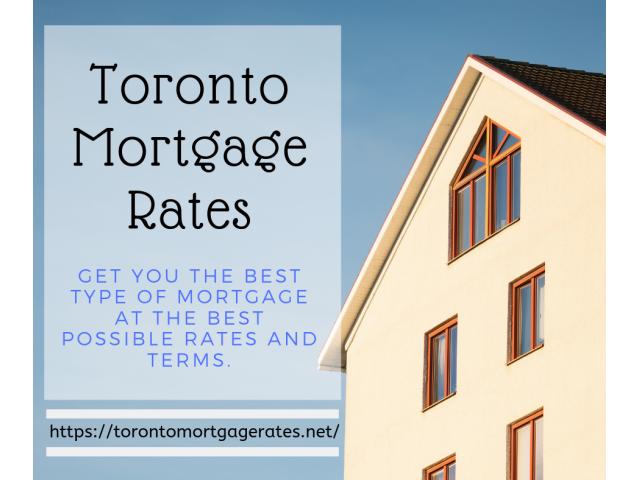 Debt Consolidation Mortgage Loan for Refinancing | Toronto Mortgage Rates Toronto Ontario