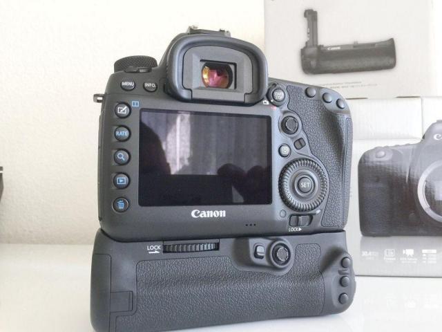 Camera Canon EOS 5D mark IV. Québec Québec